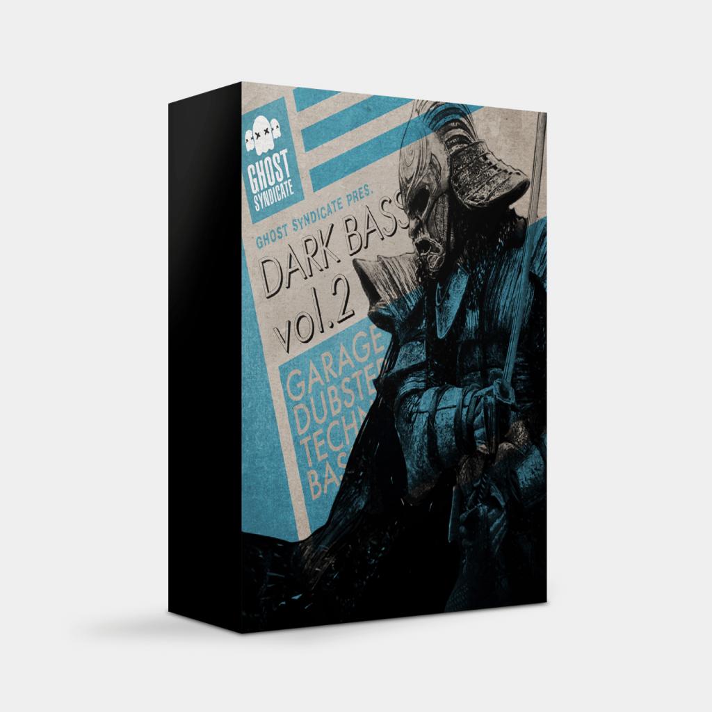 Dark Bass Vol.2 Bass Music Sample Pack