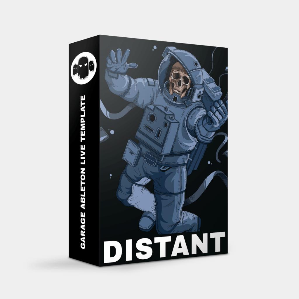 Distant Garage Ableton Live Template