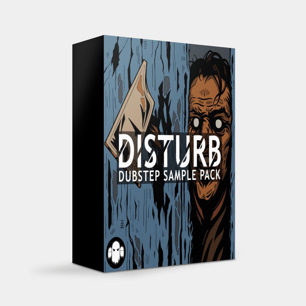 Disturb Dubstep Sample Pack
