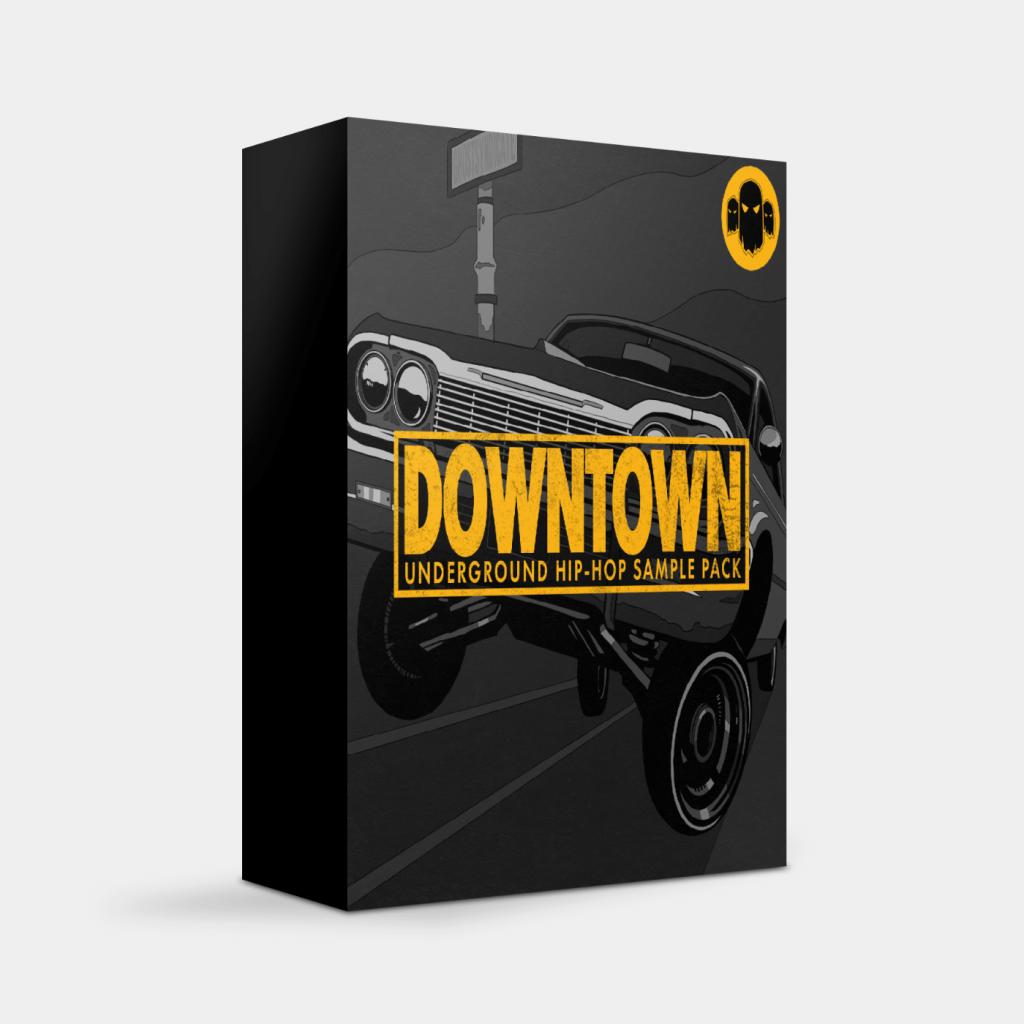 Downtown Hip Hop Sample Pack