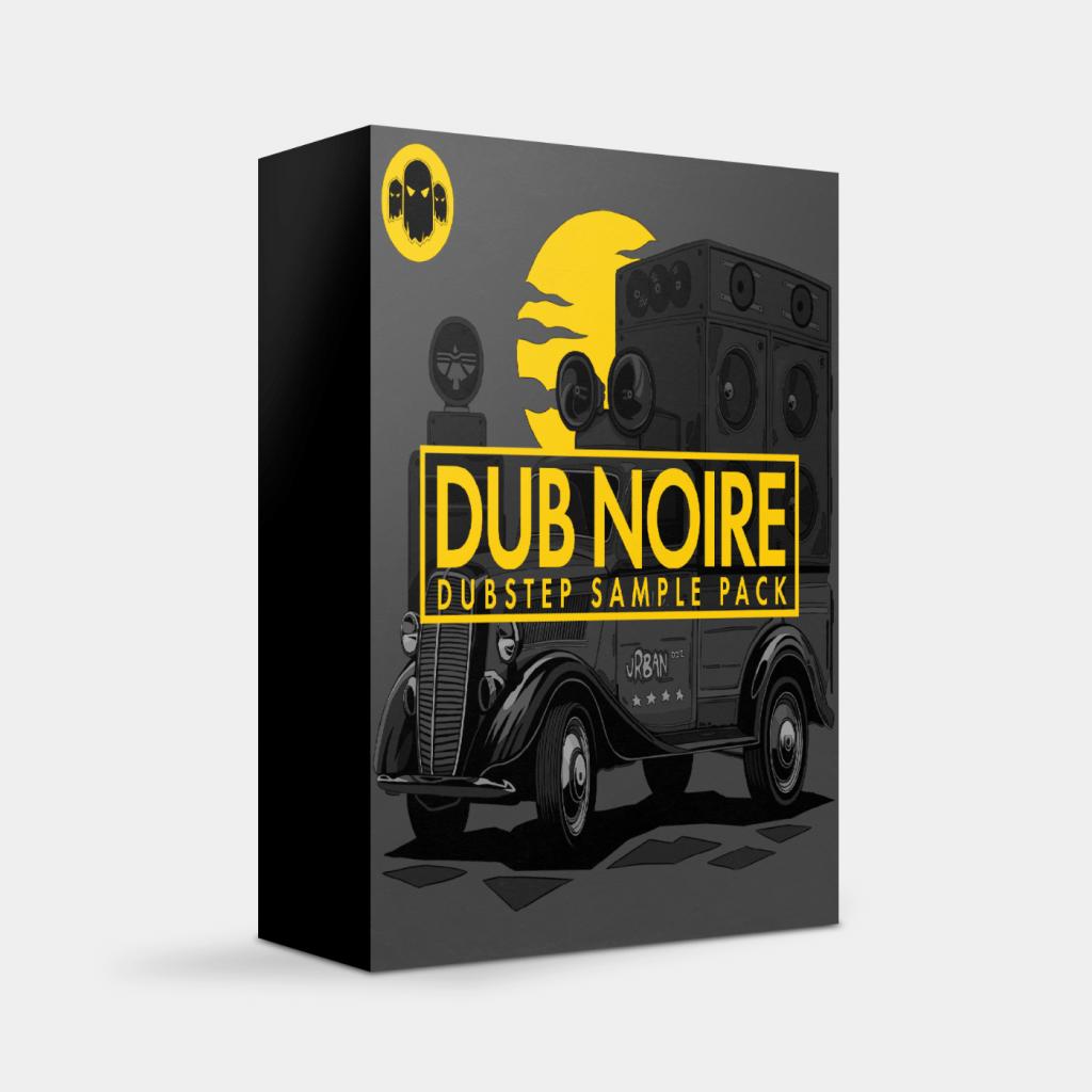 Dub Noire Dubstep Sample Pack