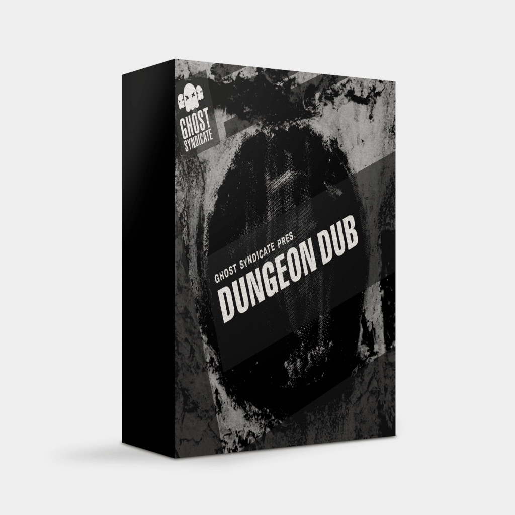Dungeon Dub Dubstep Sample Pack