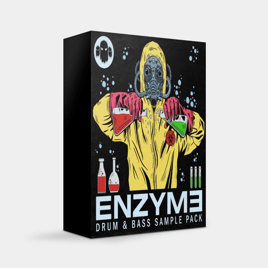 Enzyme Vol.1 Drum & Bass Sample Pack