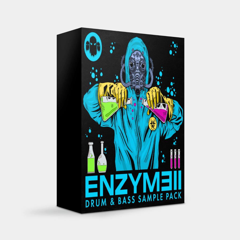 Enzyme Vol.2 Drum & Bass Sample Pack