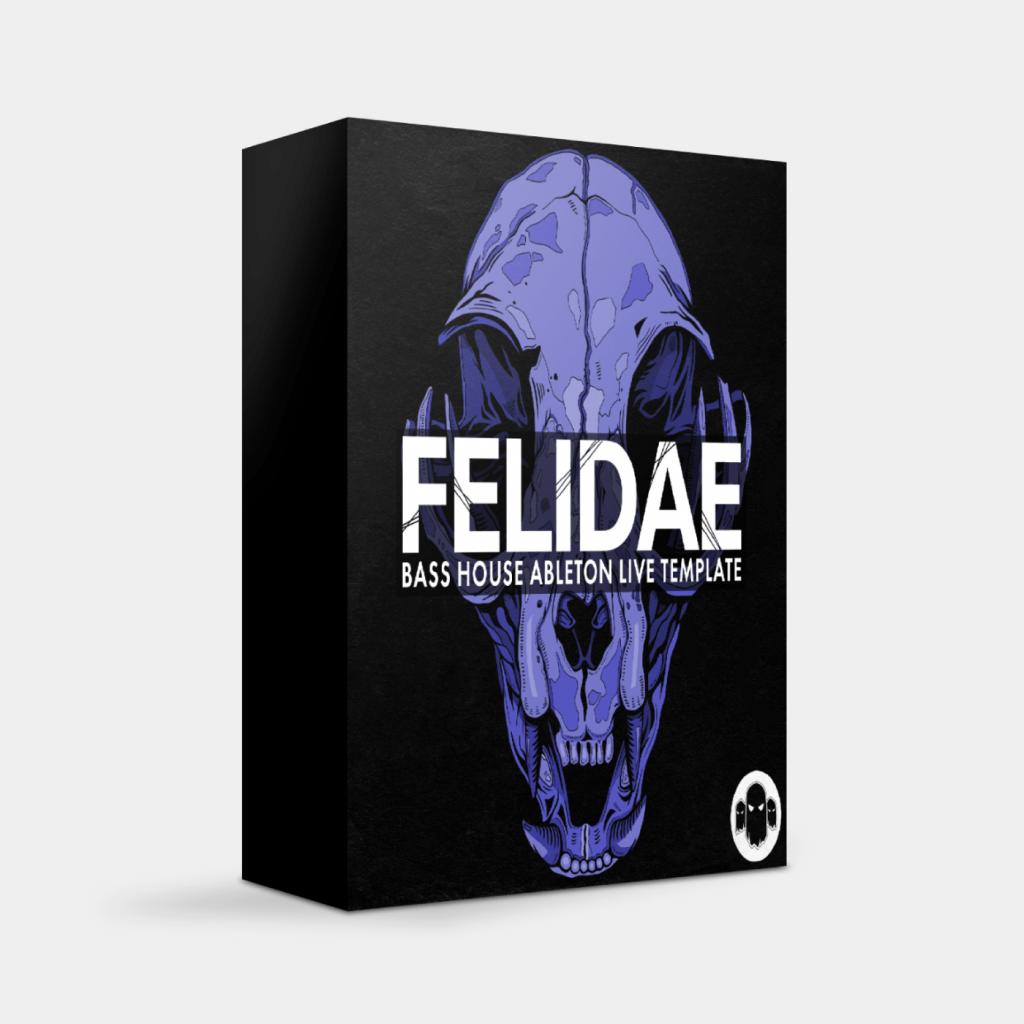 Felidae Bass House Ableton Live Template