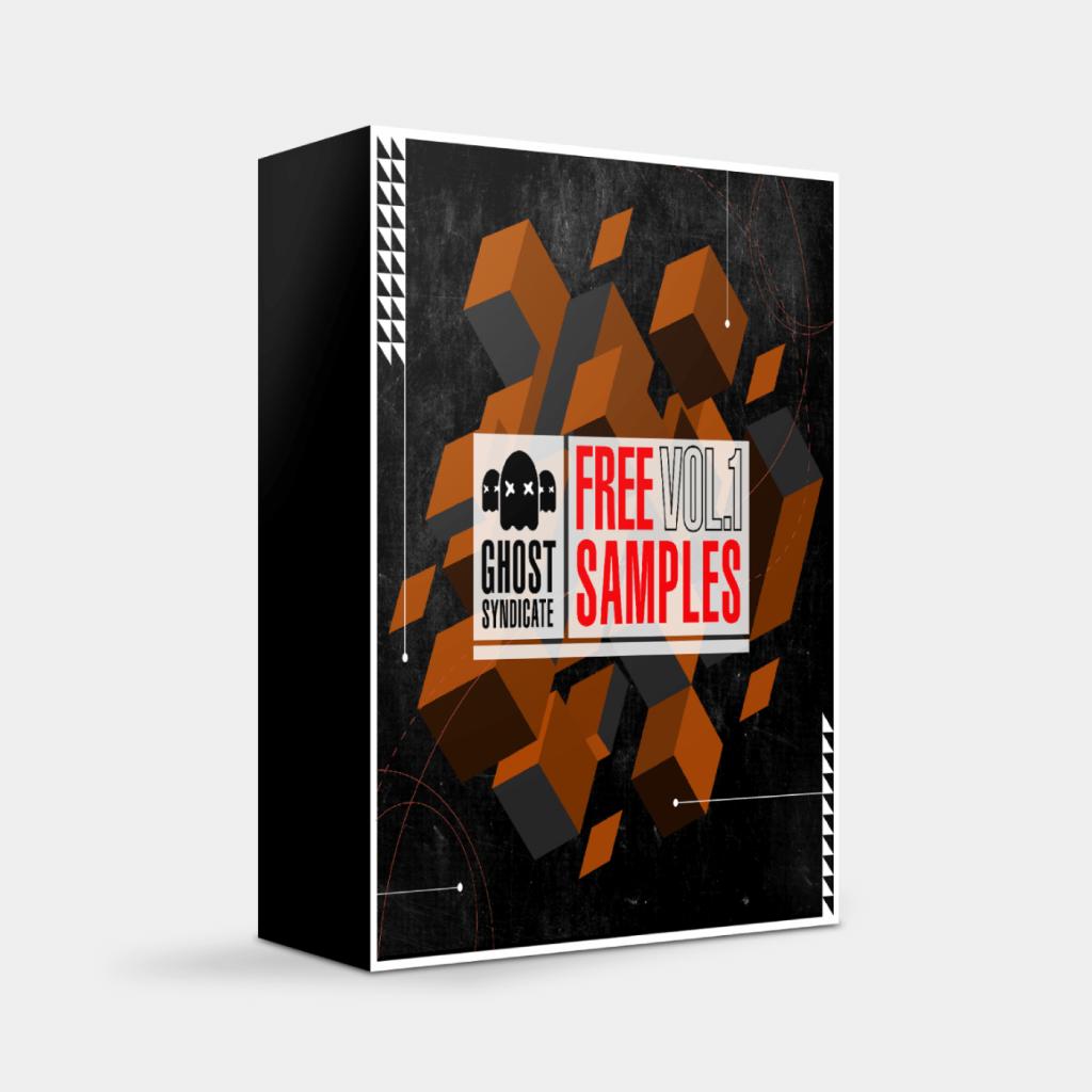 Free Samples Vol.1 Bass Music Sample Pack