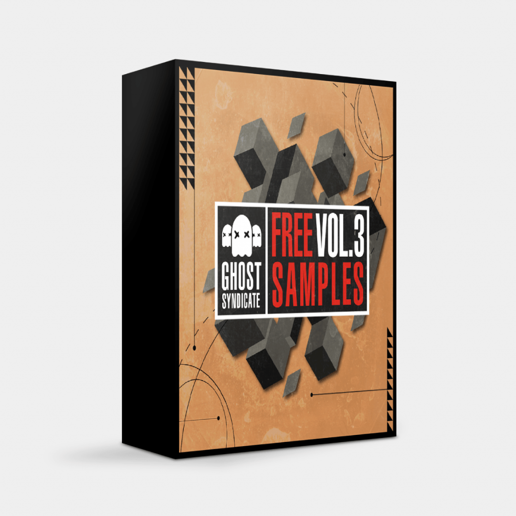 Free Samples Vol.3 Bass Music Sample Pack