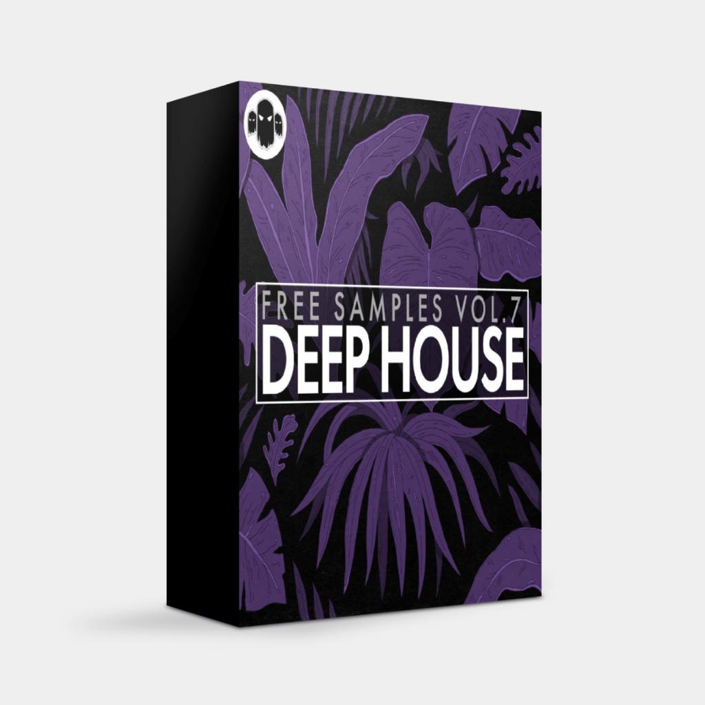 Free Samples Vol.7 House Sample Pack