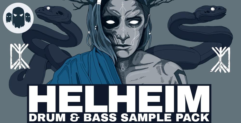 Helheim Drum & Bass Sample Pack