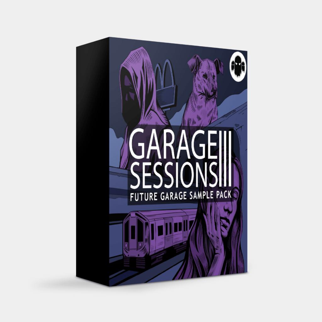 Garage Sessions Vol.3 Garage Sample Pack