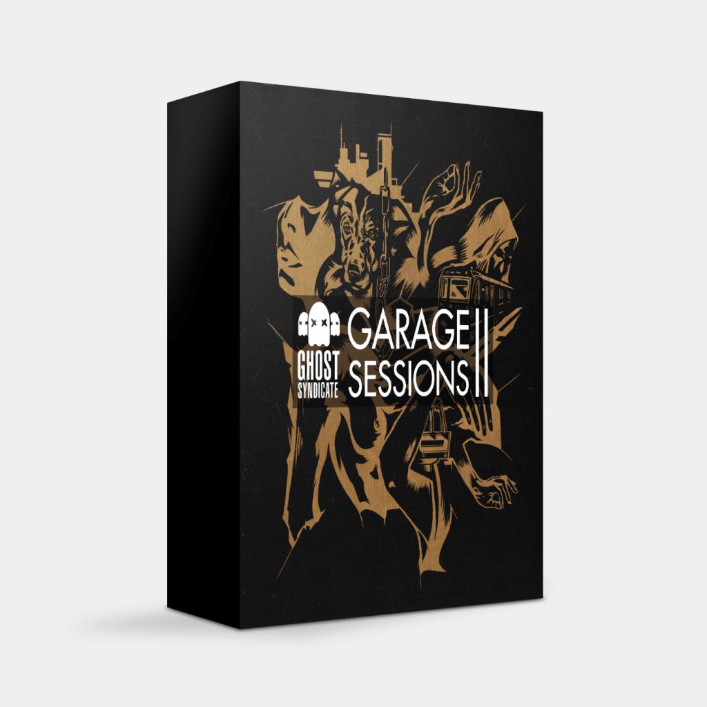 Garage Sessions Vol.2 Garage Sample Pack