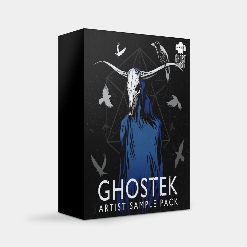 Ghostek Artist Pack Vol.1 Bass Music Sample Pack
