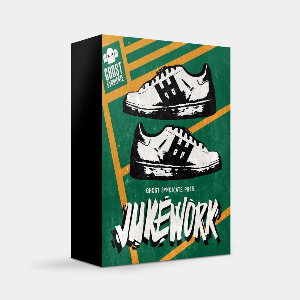 Jukework Footwork Sample Pack