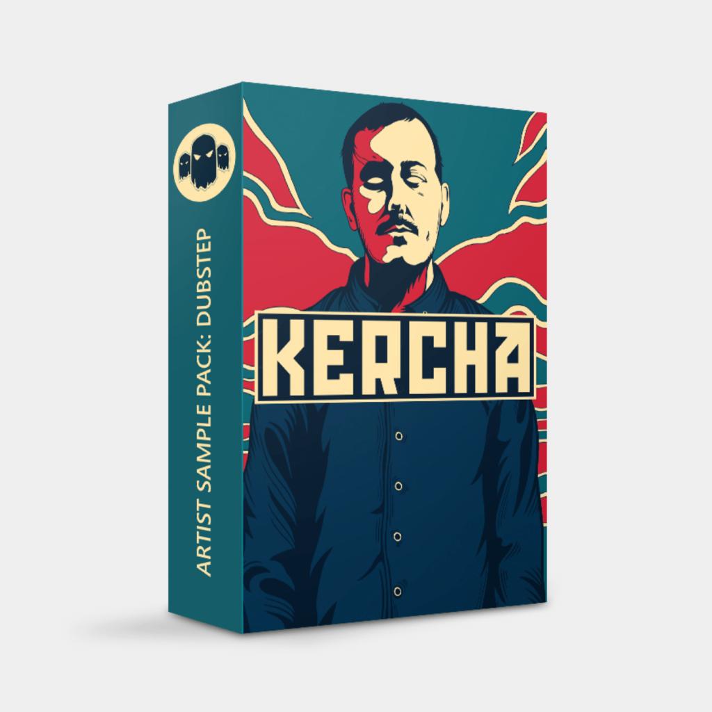 Kercha Artist Pack Dubstep Sample Pack