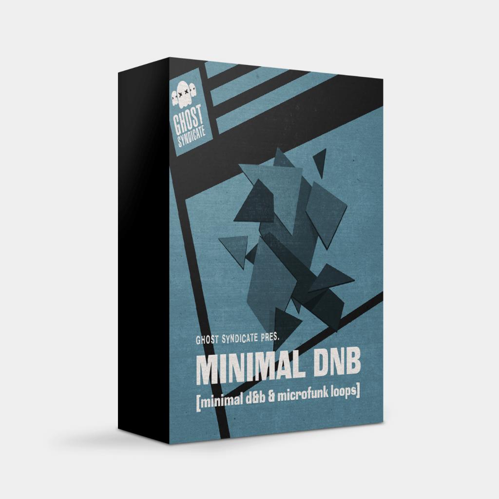 Minimal Drum & Bass Sample Pack