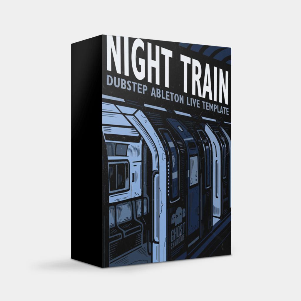 Night Train Dubstep Ableton Live Template