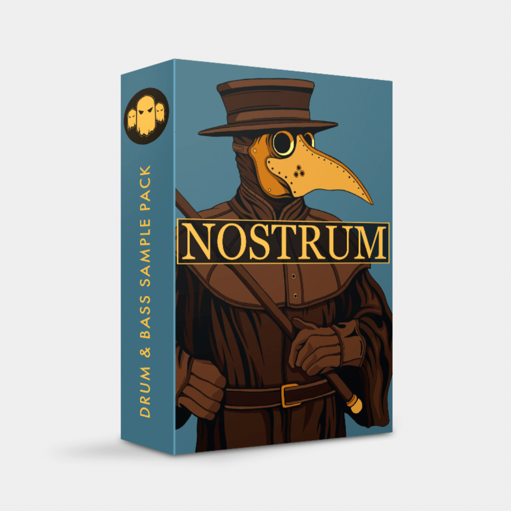 Nostrum Drum & Bass Sample Pack