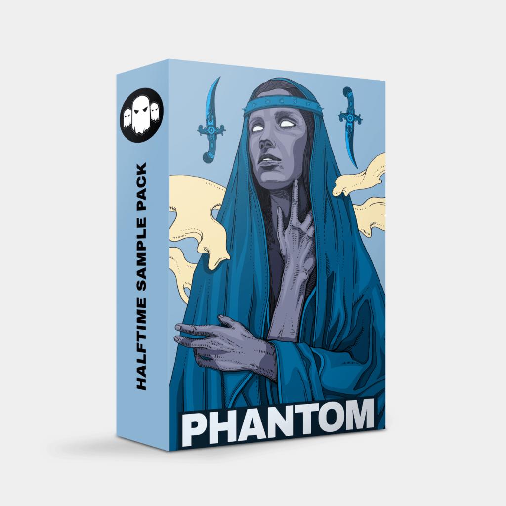 Phantom Halftime Sample Pack