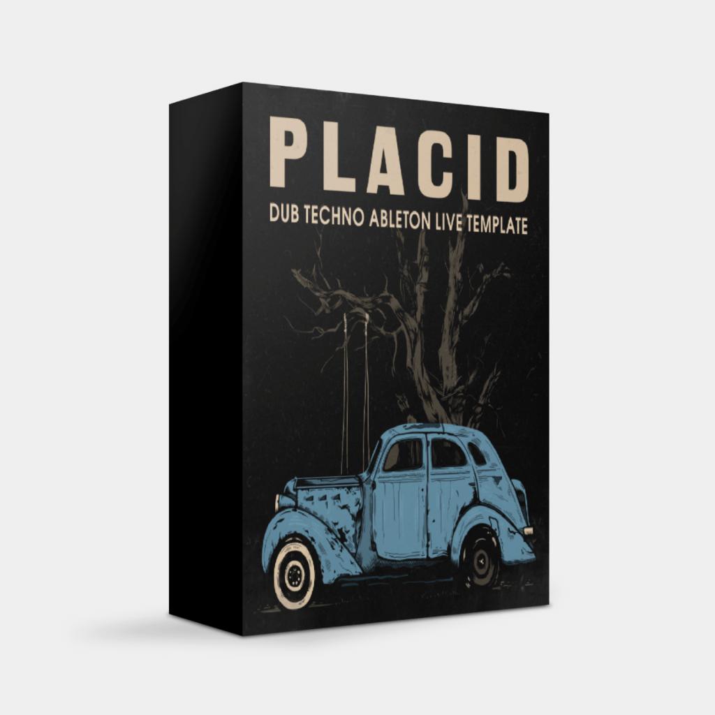Placid Dub Techno Sample Pack