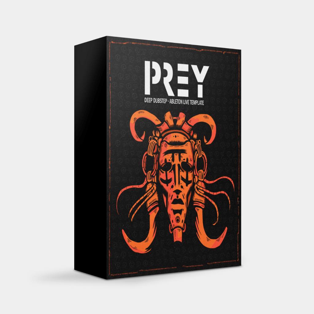 Prey Dubstep Ableton Live Template