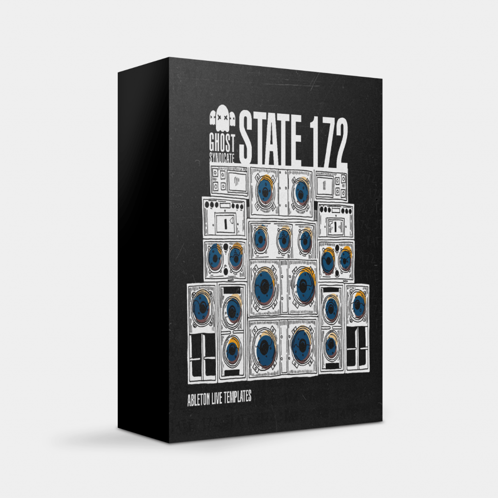 State 172 Drum & Bass Ableton Live Templates