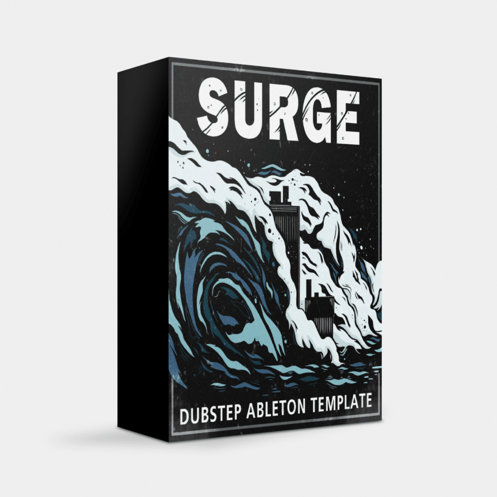 Surge Dubstep Ableton Live Template