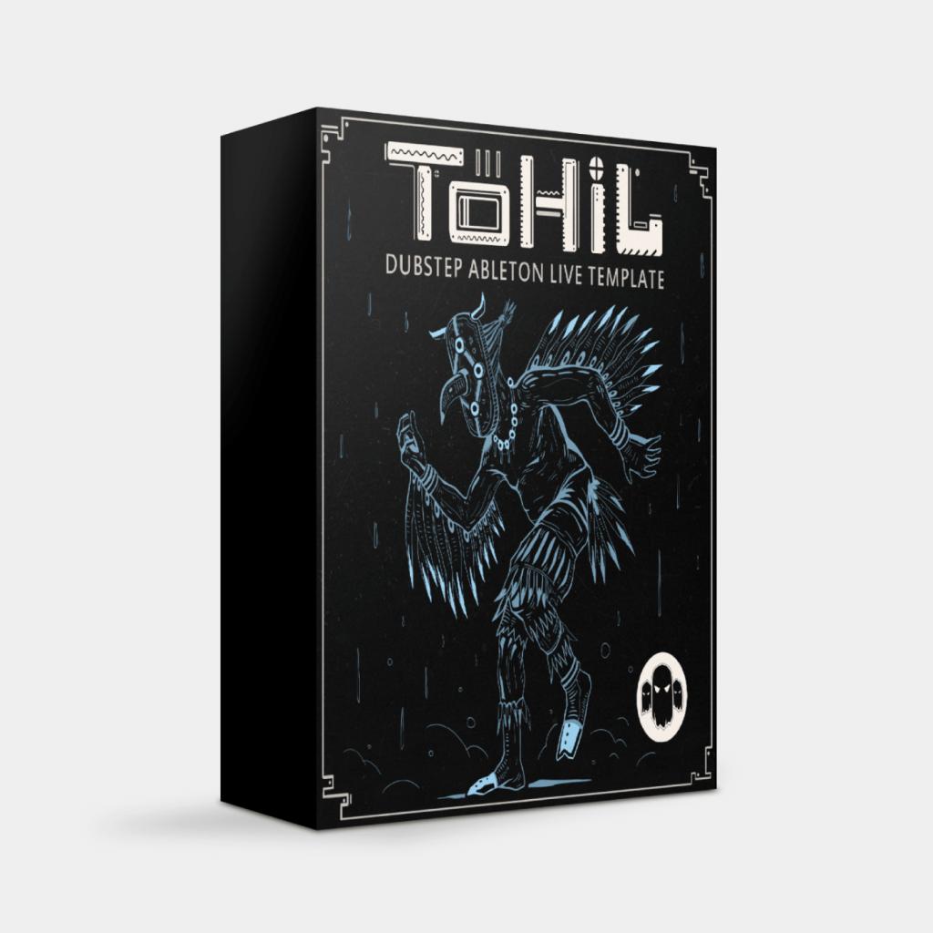 Tohil Dubstep Ableton Live Template
