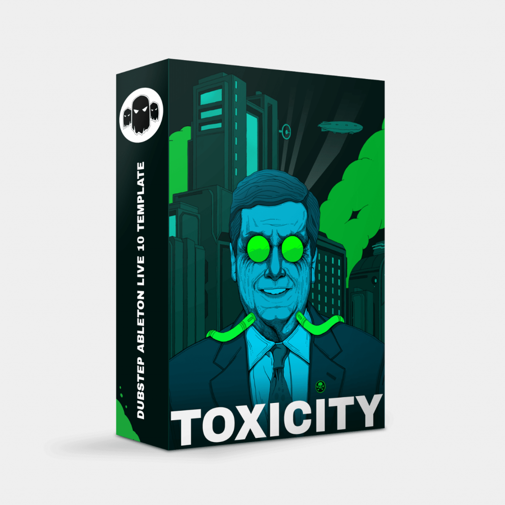 Toxicity Dubstep Ableton Live Template