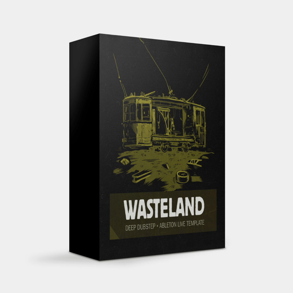 Wasteland Dubstep Ableton Live Template