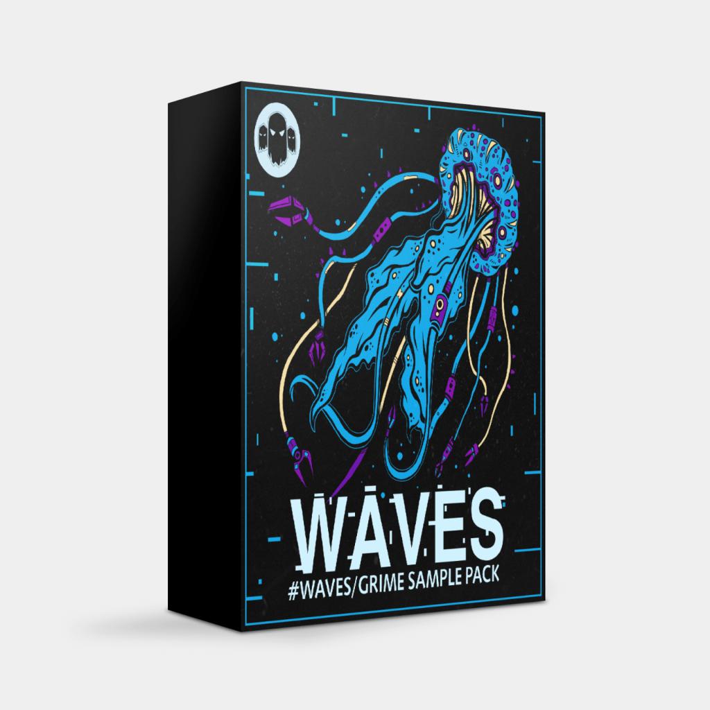 Waves Grime Sample Pack