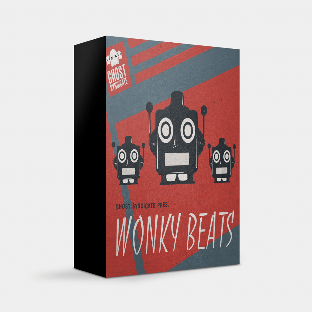 Wonky Beats Future Beats Sample Pack