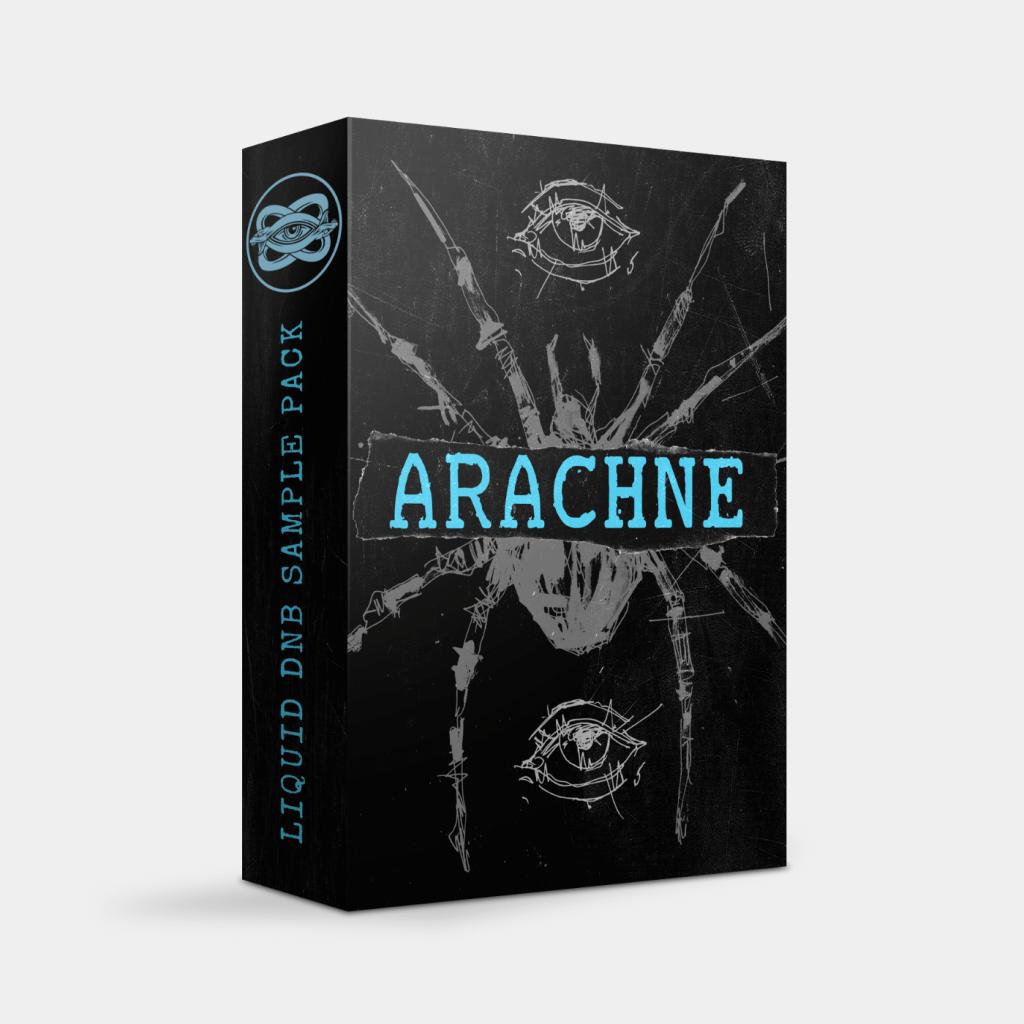 Arachne Drum & Bass Sample Pack