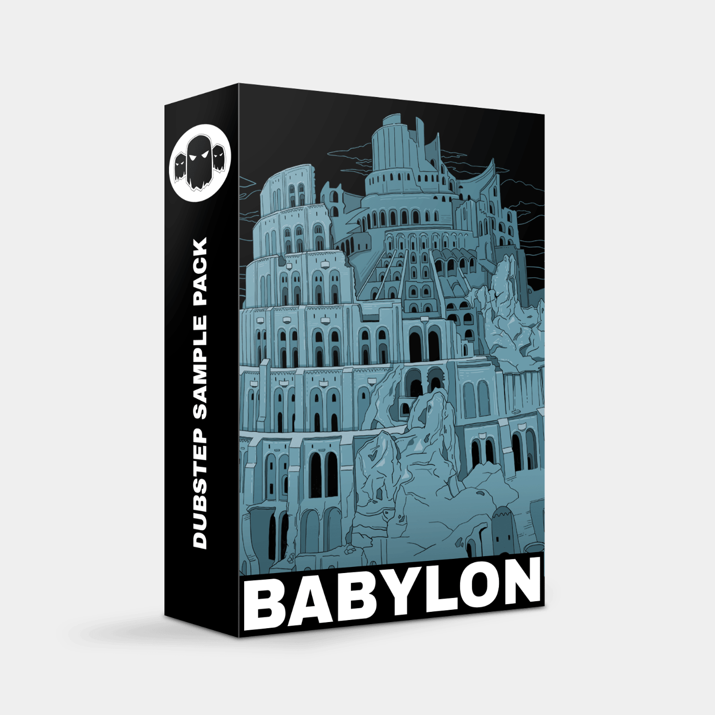 Babylon Dubstep Sample Pack