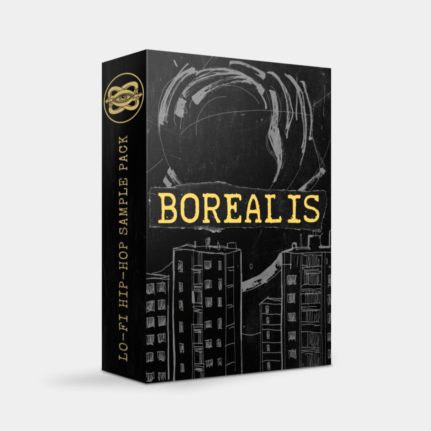 Borealis Lofi Hip Hop Sample Pack