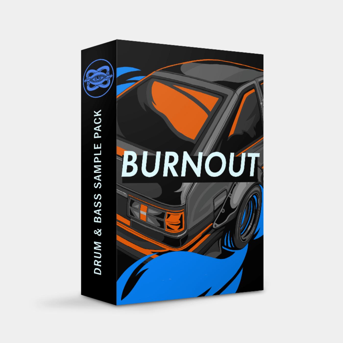 Burnout Drum & Bass Sample Pack
