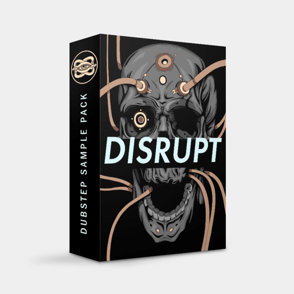 Disrupt Dubstep Sample Pack