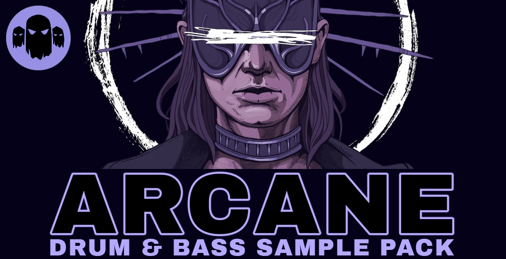 Arcane Drum & Bass Sample Pack