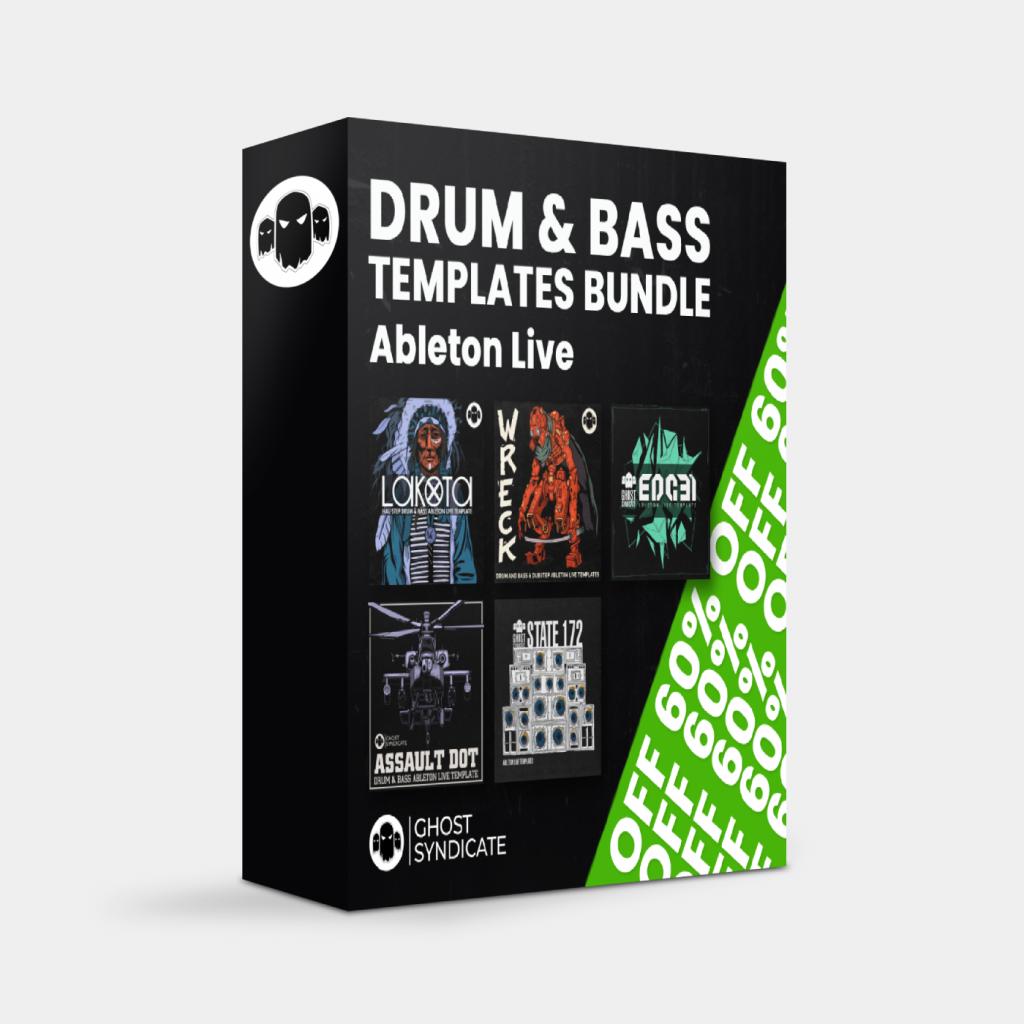 Drum & Bass Templates Bundle