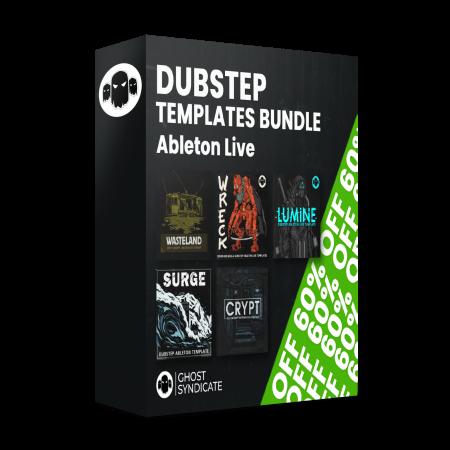 Dubstep Ableton Live Templates Bundle