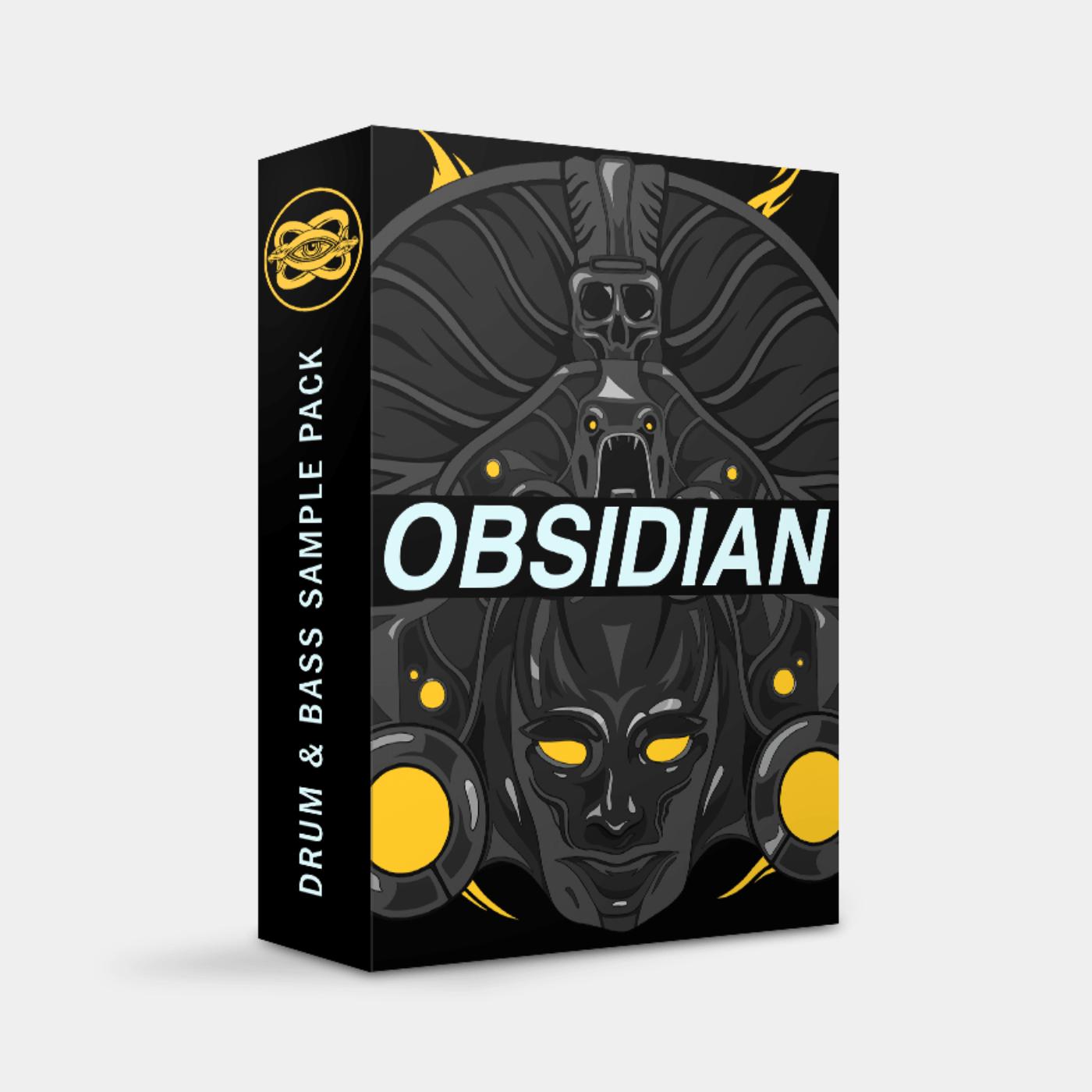 Obsidian Drum & Bass Sample Pack