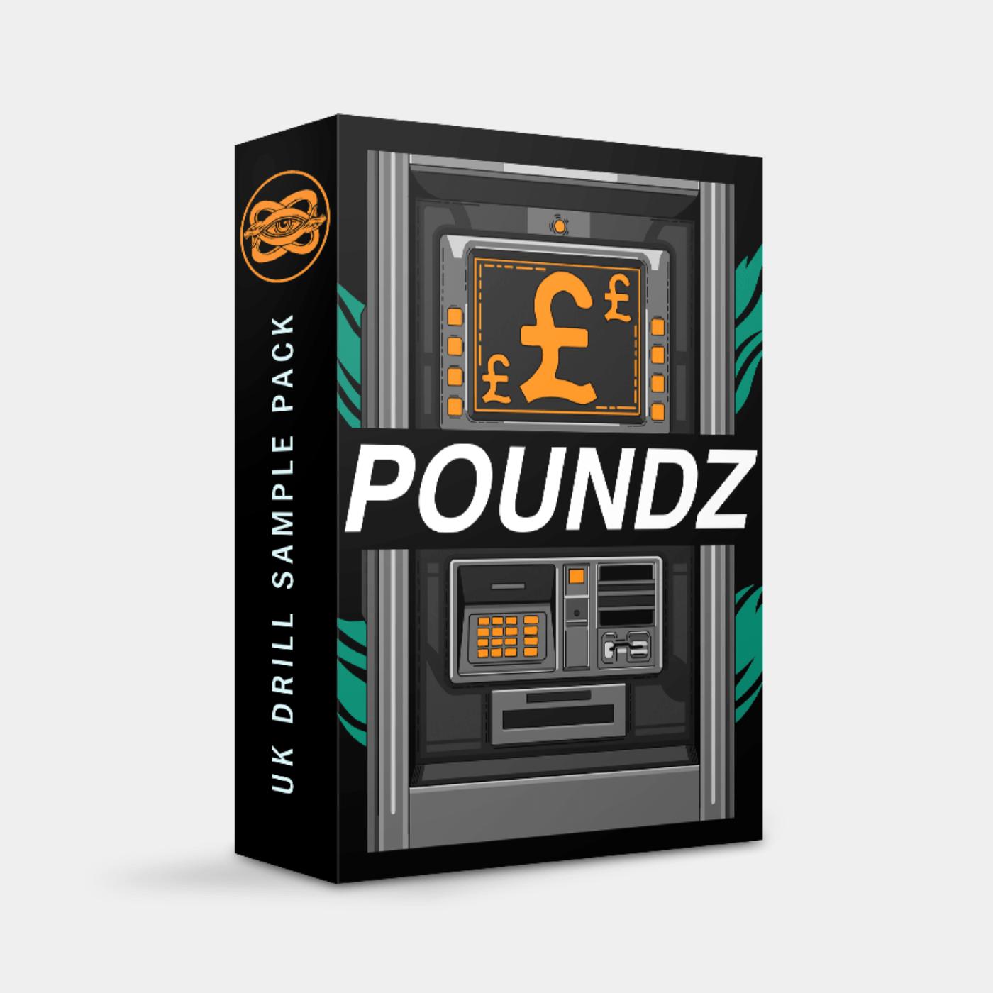 Poundz UK Drill Sample Pack
