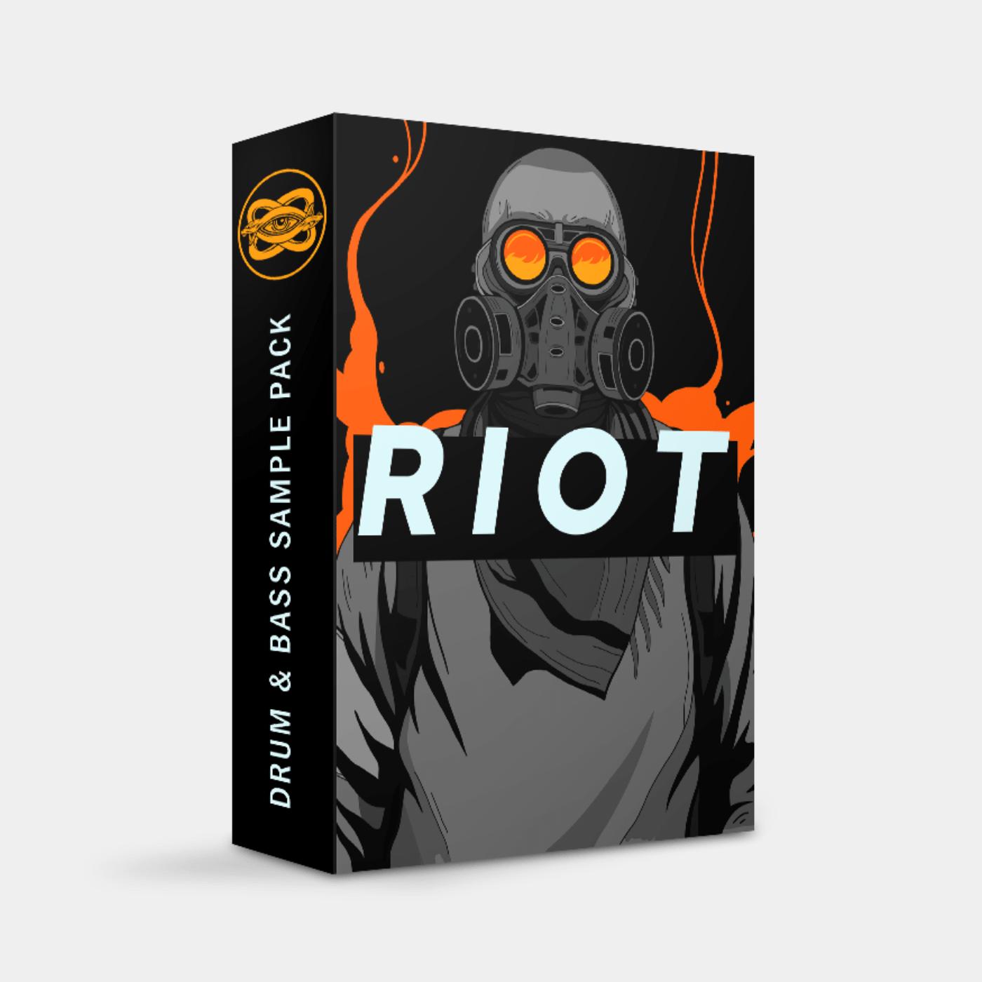 Riot Drum & Bass Sample Pack