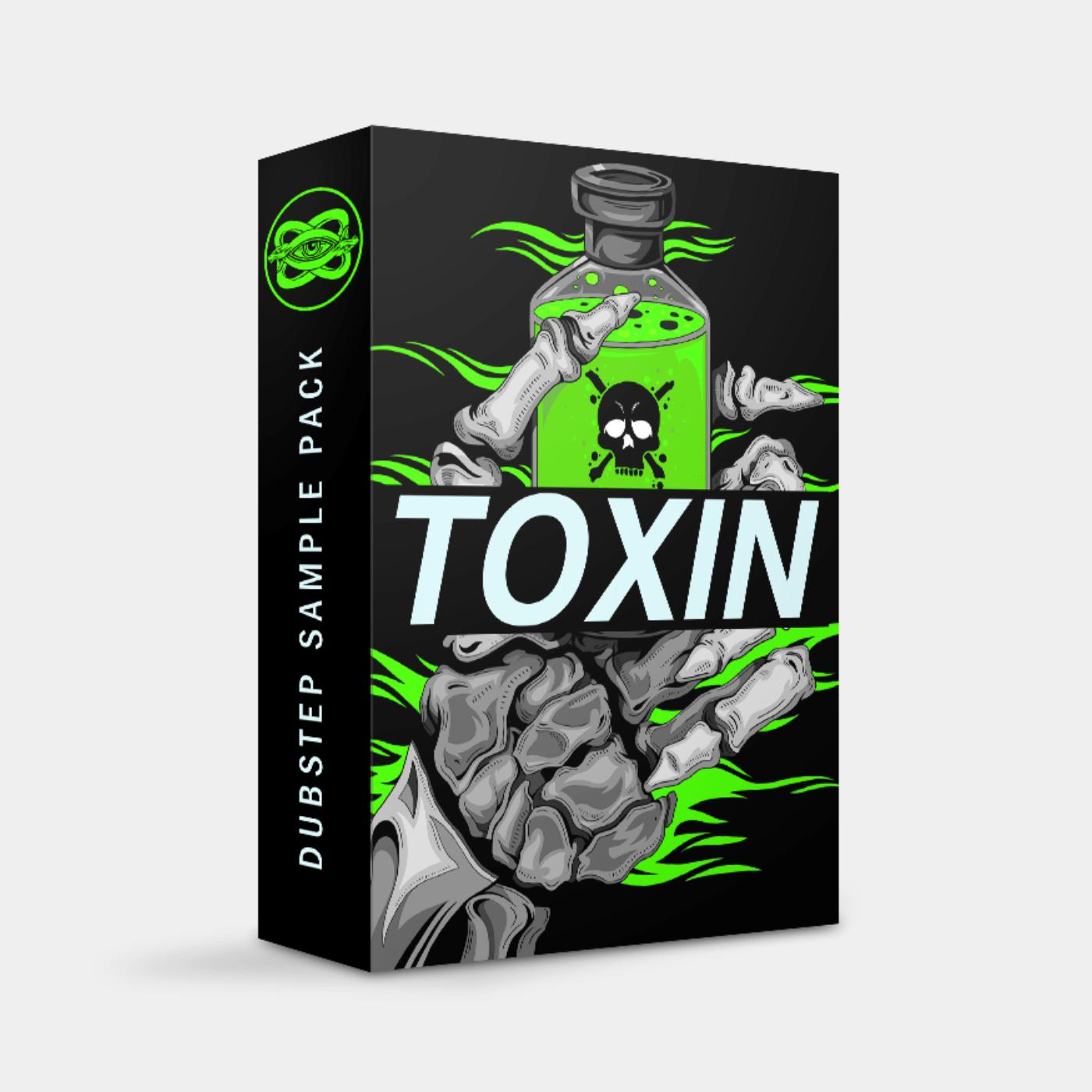Toxin Dubstep Sample Pack