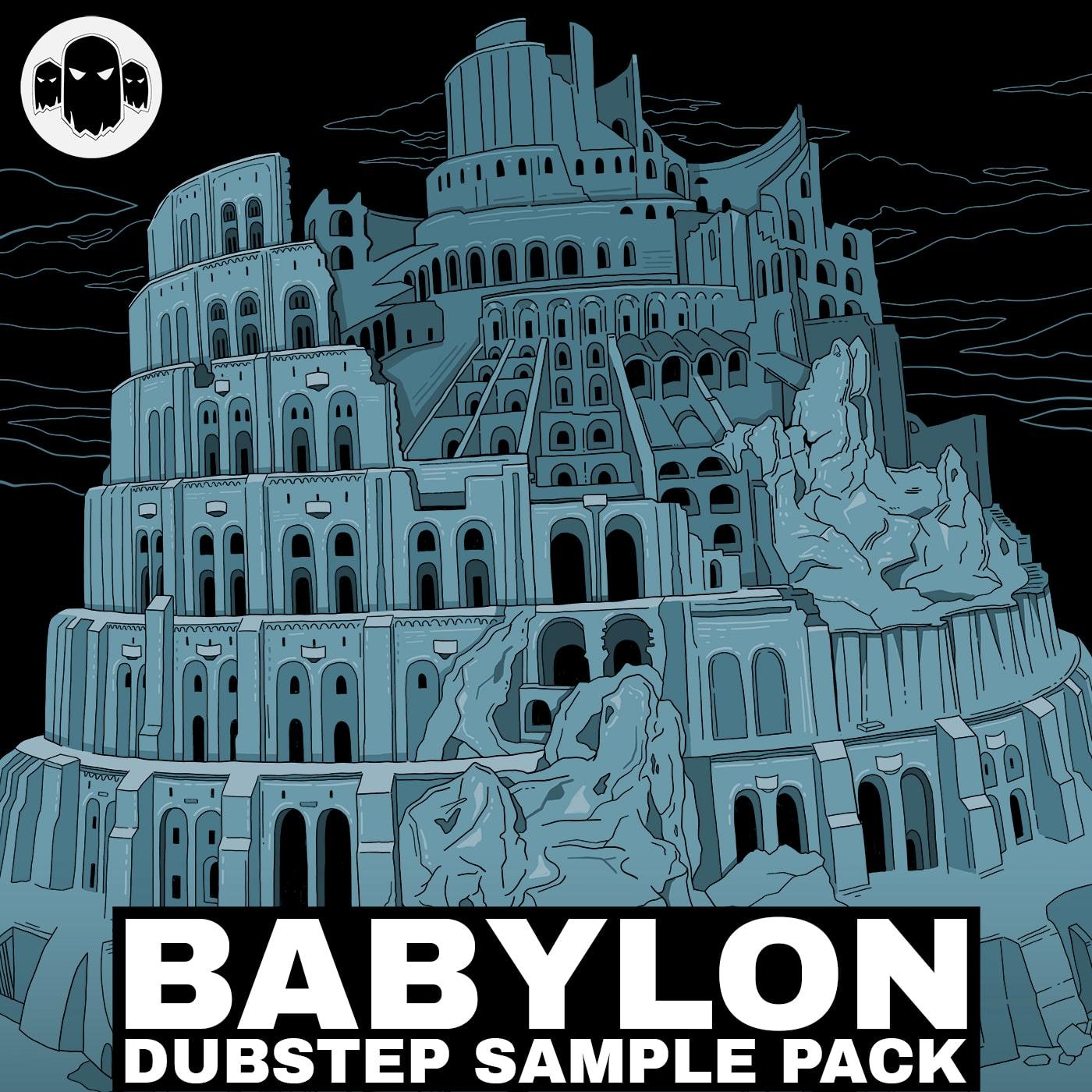 Babylon Dubstep Sample Pack