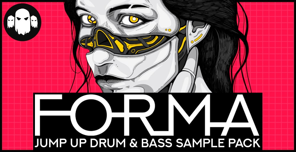 FORMA Jump Up Drum & Bass Sample Pack