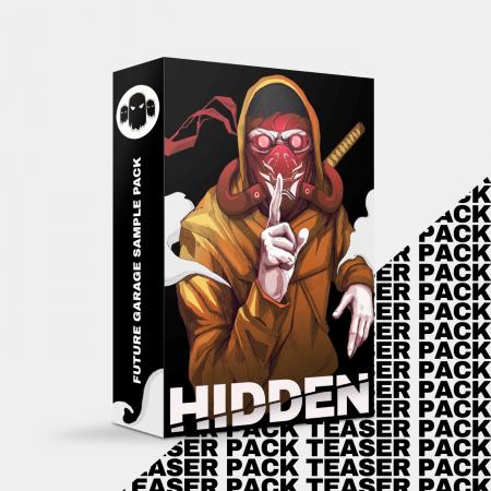 Hidden - Free Future Garage Teaser Pack