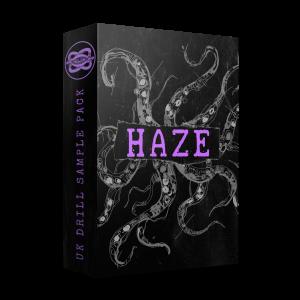 Haze - UK Drill Sample Pack