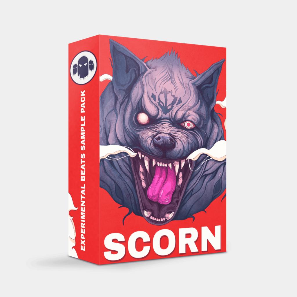 Scorn - Halftime Sample Pack
