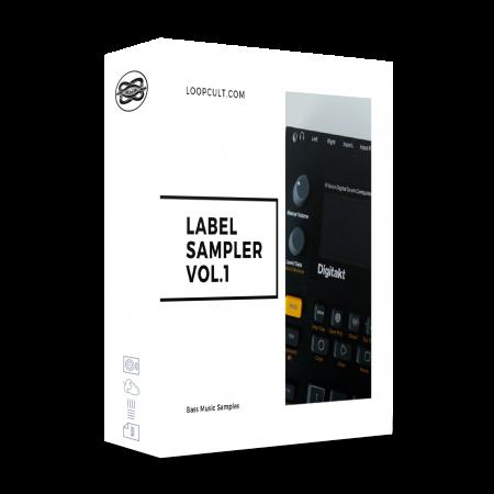 Loop Cult Label Sampler Vol.1 - Bass Music Sample Pack