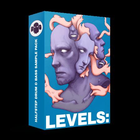 Levels - Halfstep DNB Sample Pack